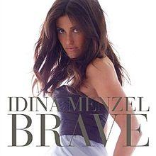 Idina Menzel Brave